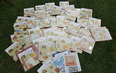 MASSIVE job lot of dolls house kit parts and accessories to build