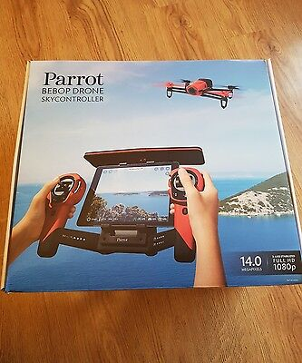 Parrot Bebop  Quadcopter Drone with Skycontroller