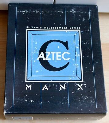 AZTEC C Professional System / MANX Software Systems