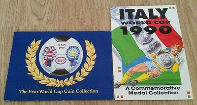 ITALY 1990 World cup commemorative Medal/Coin collection