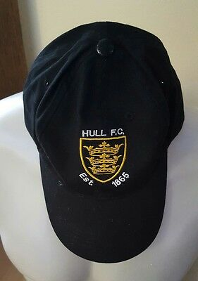 Hull fc rugby league Adjustable Baseball Cap ISC bnwots.