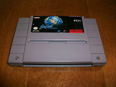 Sim Earth: The Living Planet - SNES Super Nintendo FCI Game - Works Perfectly