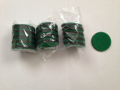 Tdr Eco Clever/master Stage 3 Green  Pads - 30 In Total Brand New - Rrp £162
