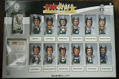 Corinthian Juventus Legends Team Pack
