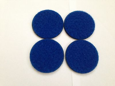 Tdr Eco Clever/master Stage 5  Blue Pads - 4 In Total Rrp £20
