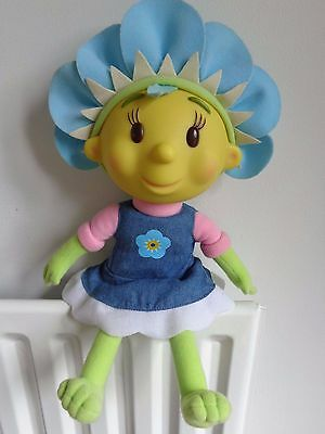 Fifi And The Flowertots Laughing,giggling,vibrating Plush Doll