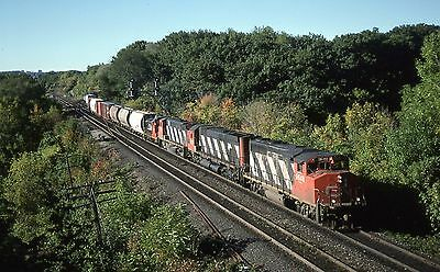 CN # 9648 EB with Alco Sisters