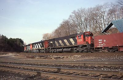 CN M636 # 2309 on WB at Bayview