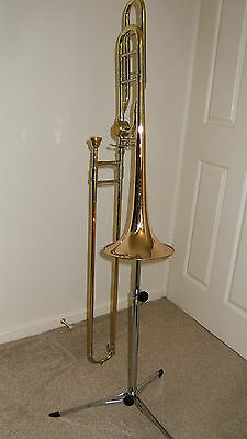 New Conn 88 Hycl Christian Linberg Model Professional Trombone - New