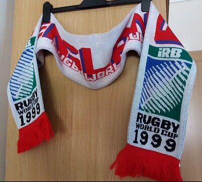 Rugby World Cup 1999 Scarf