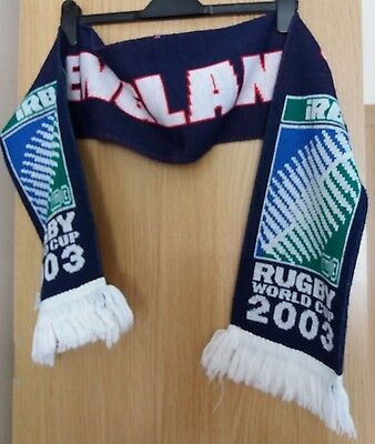 Rugby World Cup 2003 Scarf