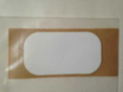 Rain sensor gel pad for: BMW, Mercedes, Alfa Romeo