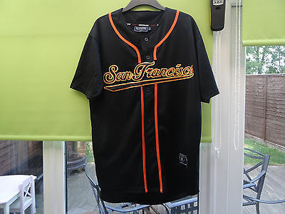 San franciso giants - Baseball Jersey - Medium Mens