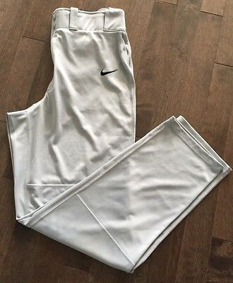 Nike Core Dri Fit Open Hem Mens L Baseball Pants