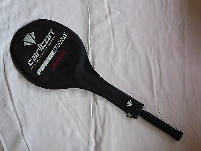 Carlton Powerblade Flare Badminton Racket and Matching Cover