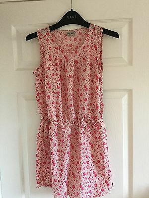 Next girls playsuit age 12 years