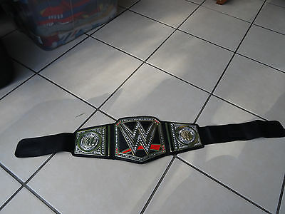 wwe wrestling belt World Heavyweight Champion