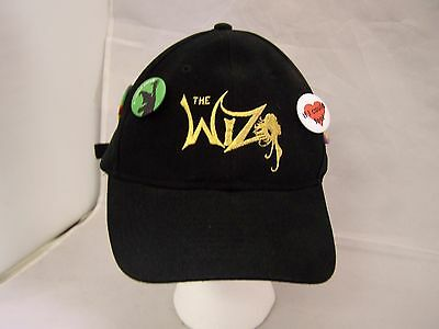 Broadway Show Hat The WIZ NEW!! with Additional Buttons!