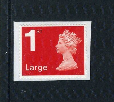 1st class LARGE - FORGERY  (DARK RED) - from BUSINESS SHEET