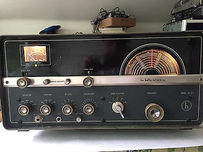 Hallicrafters HT-37 Transmitter