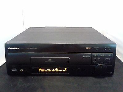 "Pioneer Laser Disc Player CLD-D503 LD CD"" WORKING"""