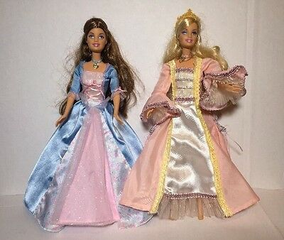 Barbie Princess And The Pauper Singing Dolls