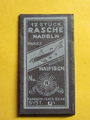 System 81 Claes Patcher, Polytype, Cobbler Sewing Machine Needles, Qty 12, Sz 20