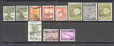 Bangladesh - Small Lot of Stamps
