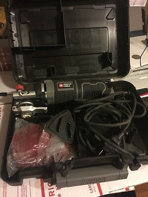 Porter Cable PCE605 Oscillating Tool Multi-Tool Great Shape!