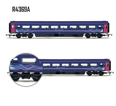 """Hornby First Great Western R4369A FGW MK3 Letter """" H """" Brand New"""
