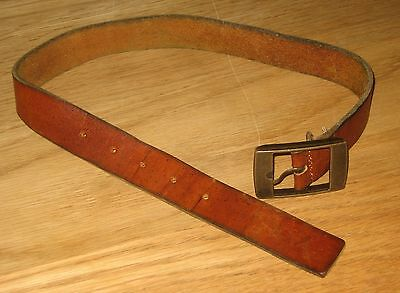 Boy's Real Leather Scotch & Soda Belt - Brown - Small - 29""