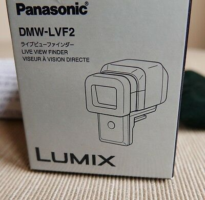 Panasonic DMW-LVF2 Electronic Viewfinder  for Lumix GX1, LX7 and Leica D-LUX