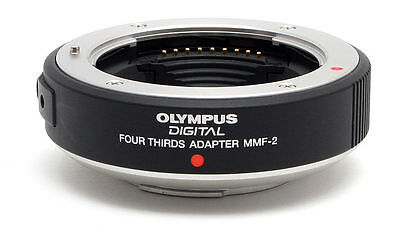 MINT Olympus Pen MMF-2 Four Thirds Adapter