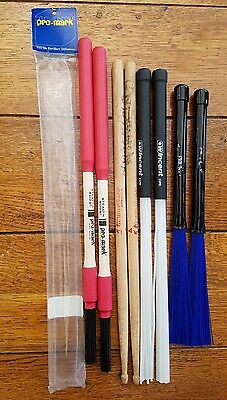 Percussion Drum Sticks & Brushes - Pro mark - Wincent