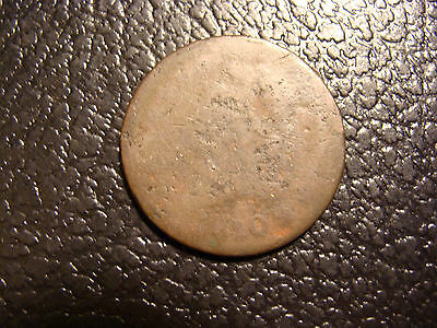 1810 Classic Head Large Cent WE COMBINE ON SHIPPING