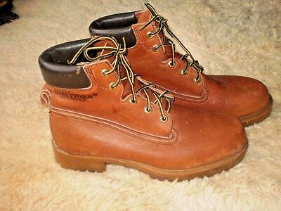 10734e71a80 HERMAN SURVIVORS BOOTS Work Punk Insulated pretested -20 size 7.5  Reinforced Toe
