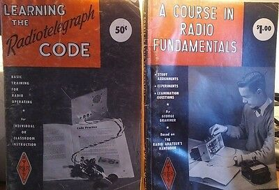 Radiotelegraph Code, A Course in Radio Fundamentals
