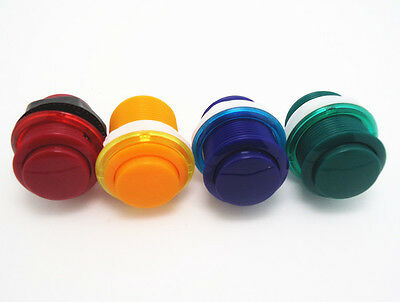 12 pcs of 28mm duotone momentary arcade game round push button
