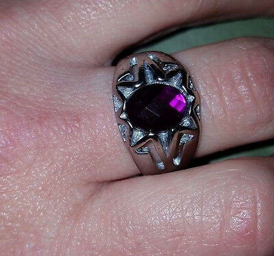 Haunted Rainbow Angel Protection Guaridan Compassion Ring Not A Doll