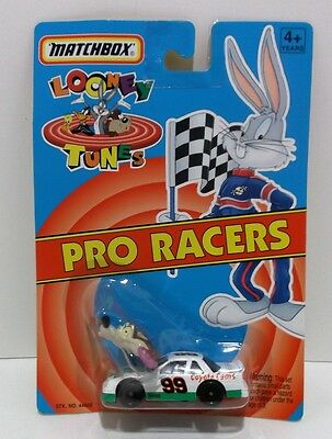 1993 Matchbox PRO RACING Looney Tunes Car WILE E. COYOTE