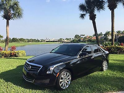 2013 Cadillac ATS Luxury **Great condition, lots of features, premium wheels, boss system w/ CUE**