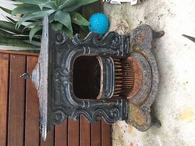 Metters Cast iron Heater