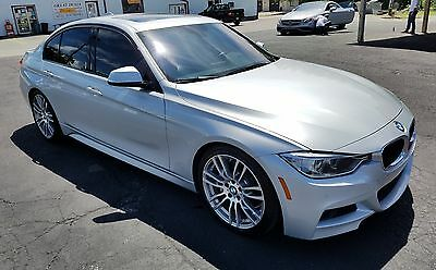 2015 BMW 3-Series Base Sedan 4-Door 2015 BMW 335i MSPORT DINAN WARRANTY LOW MILES CLEAN CARFAX IMMACULATE MANUAL BMW