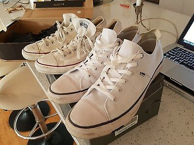 converse all star size 11.5 superdry size 12 shoes