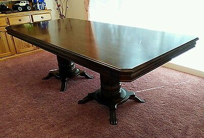 Retro Large Dining Table