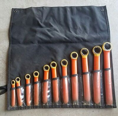 Cementex Double insulated Boxed Standard Wrench Tools Set