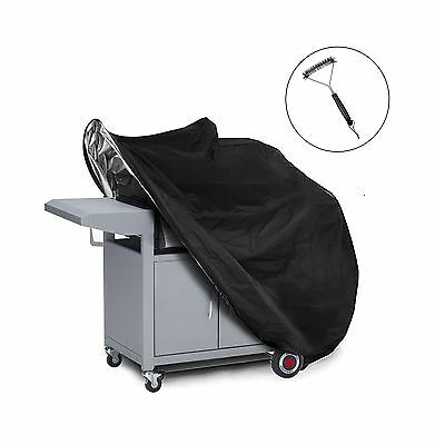 Grill Cover BBQ Cover Medium BBQ Grill Cover Barbecue Cover BBQ Cover Heavy D...