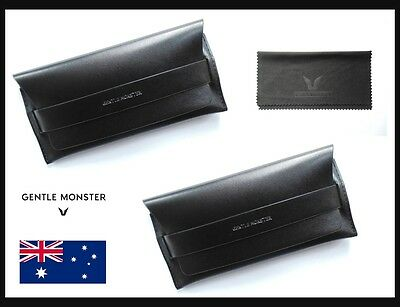 GENTLE MONSTER Sunglasses CASE POUCH Rayban Oakley Coach Ray-Ban Glasses