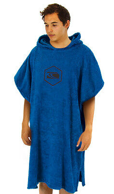 Carve Youth Unisex Radiator Beach Poncho Towel - Royal