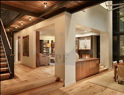 Victoria Engineered Traditional Oak 180mm x 14/3mm Brushed & Oiled Wood Flooring
